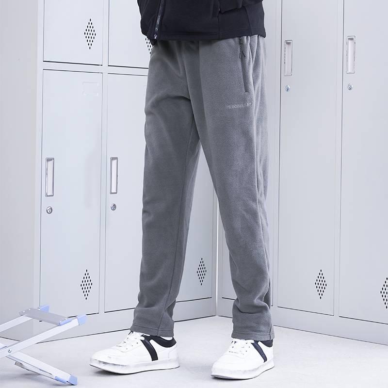 Men's Warm Fleece Pants BOTTOMS Casual Pants / Trousers Men's Clothing & Accessories Pants Pants / Trousers