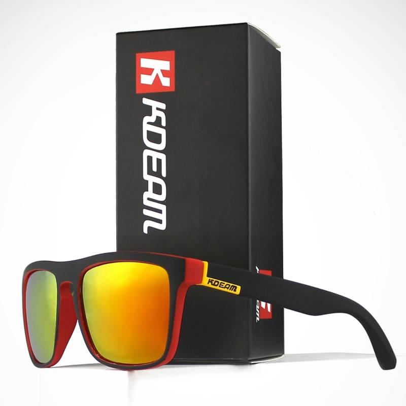 Sport Polarized Sunglasses for Men Men's Sunglasses Sunglasses & Glasses