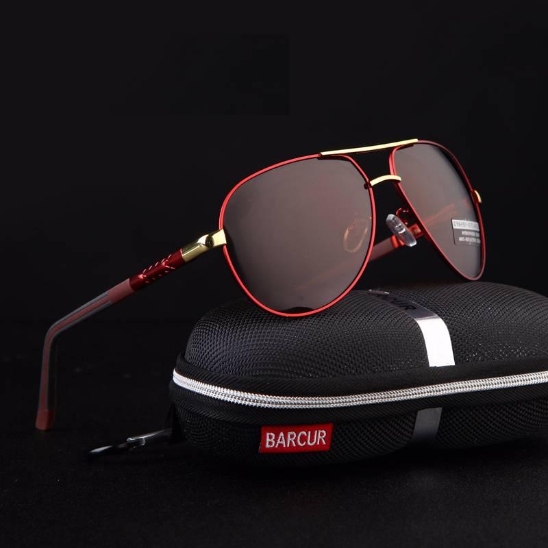 Stylish Sunglasses With Aluminium Frame Men's Sunglasses Sunglasses & Glasses