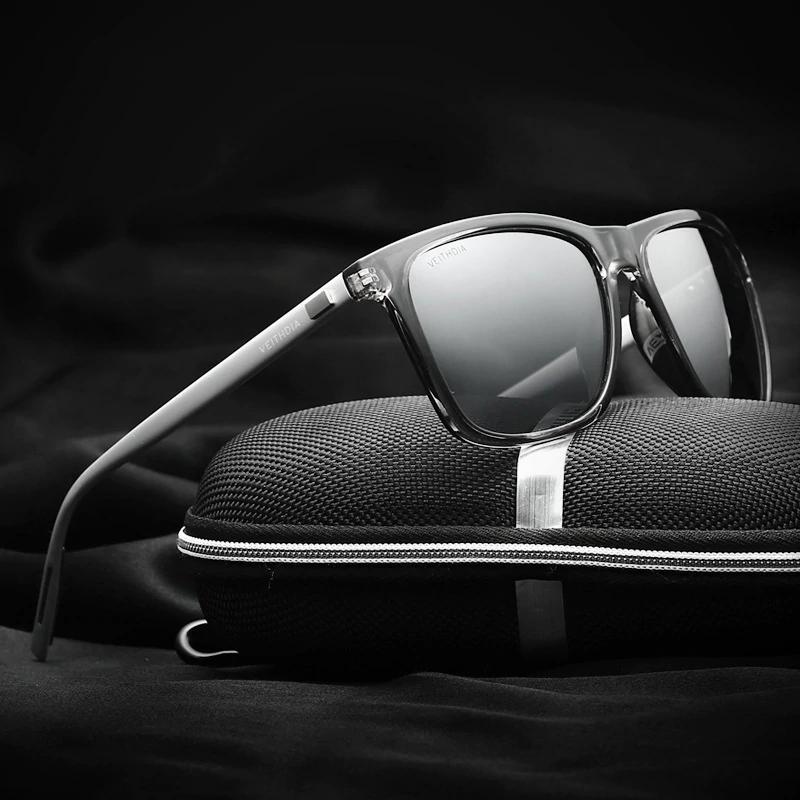 Classy Men's Sunglasses with Aluminum Frame Men's Sunglasses Sunglasses & Glasses