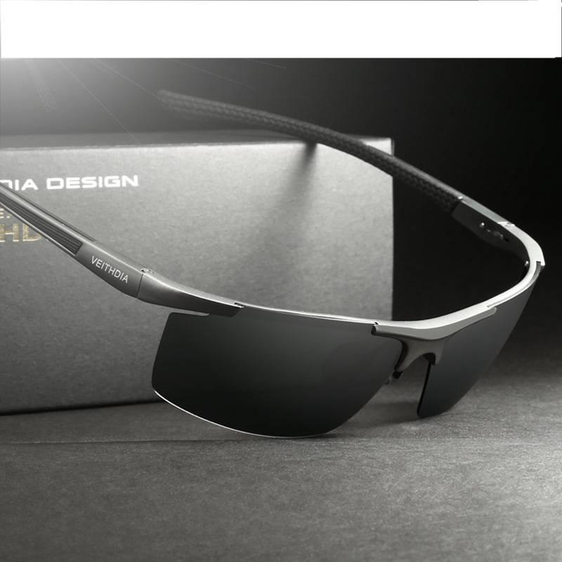 Men's Polarized and Coated Mirror Sunglasses Men's Sunglasses Sunglasses & Glasses