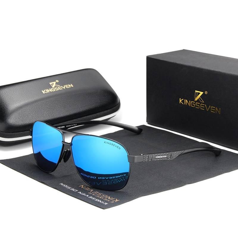 Men's Polarized Classic Aviator Sunglasses Men's Sunglasses Sunglasses & Glasses