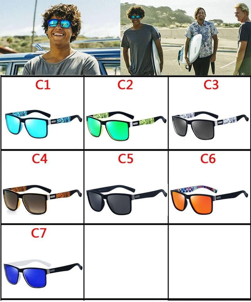 Unisex Polarized Sunglasses Men's Sunglasses Sunglasses & Glasses