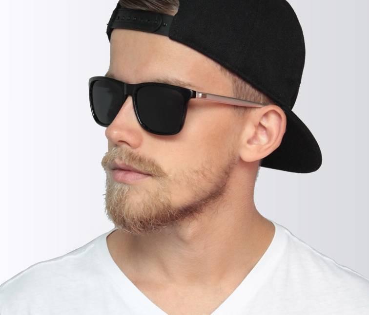 Men's Polarized Vintage Sunglasses Men's Sunglasses Sunglasses & Glasses