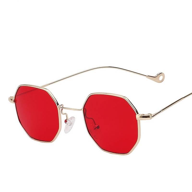 Men's Vintage Pentagon Sunglasses Men's Sunglasses Sunglasses & Glasses