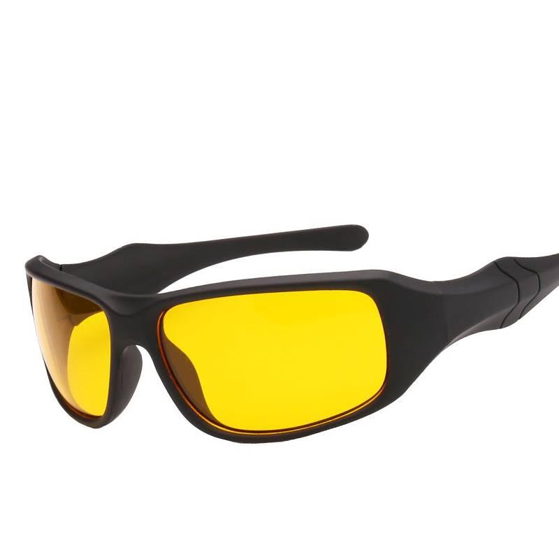 Men's Protective Plastic Driving Sunglasses Men's Sunglasses Sunglasses & Glasses