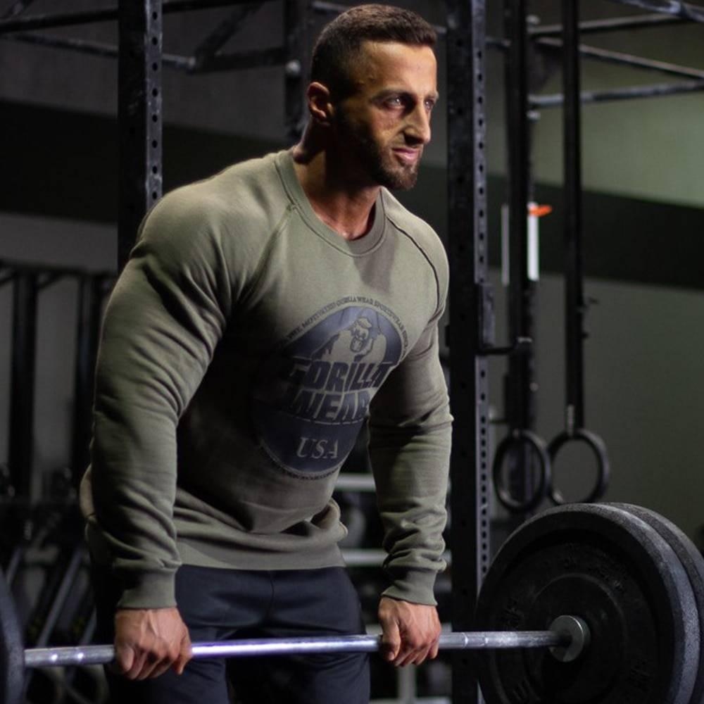 Gym Pullover Sweatshirt Pullover Shop Sweatshirts