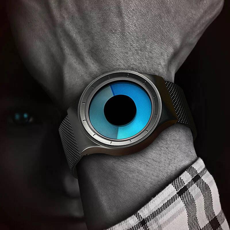 Unisex Creative Quartz Watches Men's Watches Random
