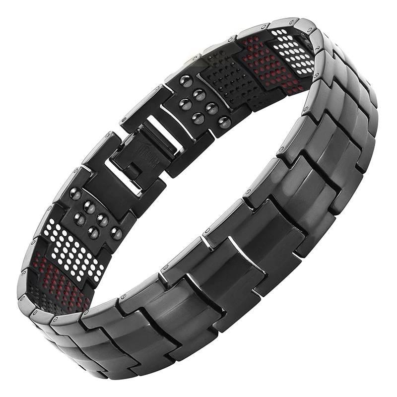 Magnetic Link Bracelet for Men Bracelets Men Jewelry