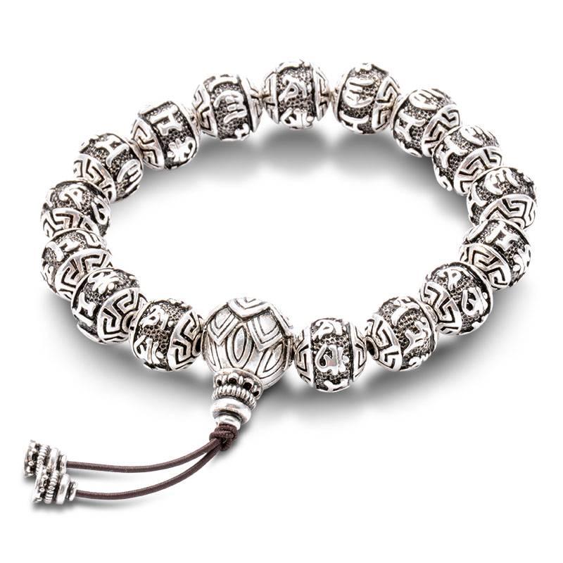 Boho Style Metal Beads Unisex Strand Bracelet Bracelets Men Jewelry