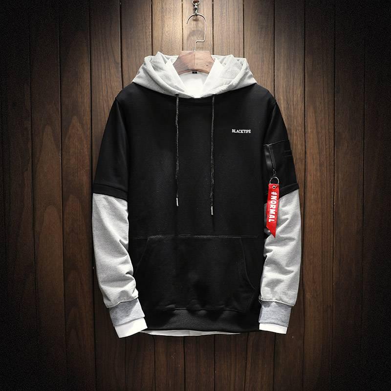 Men's Casual Hip Hop Sweatshirt Hoodies & Sweatshirts Men's Clothing & Accessories