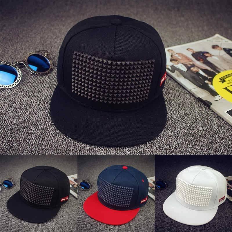 Men's Hip Hop Summer Cotton Caps Accessories Hats & Caps Men's Clothing & Accessories
