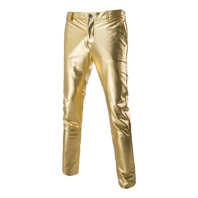 Bright Metallic Pants Formal Pants / Trousers