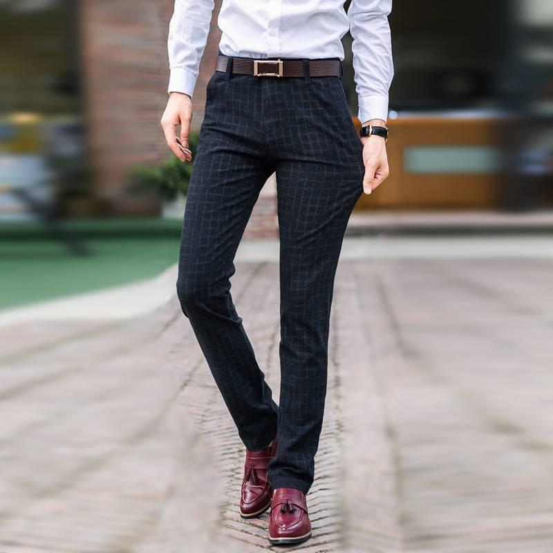 Plaid Pants for Men BOTTOMS Men's Clothing & Accessories Pants