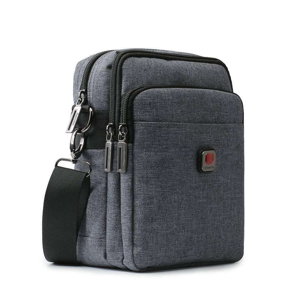 Compact Crossbody Travel Bag Crossbody Bags Men Bags & Wallets