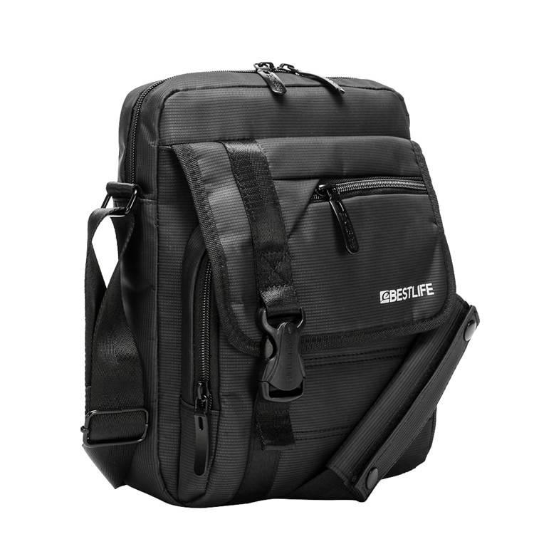 Men's Casual Waterproof Crossbody Bag Crossbody Bags Men Bags & Wallets