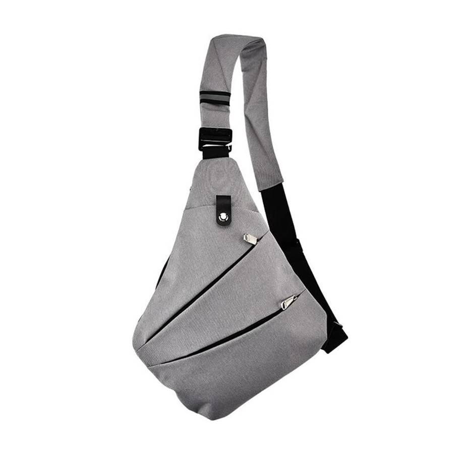 Men's Waterproof Nylon Shoulder Bag Crossbody Bags Men Bags & Wallets