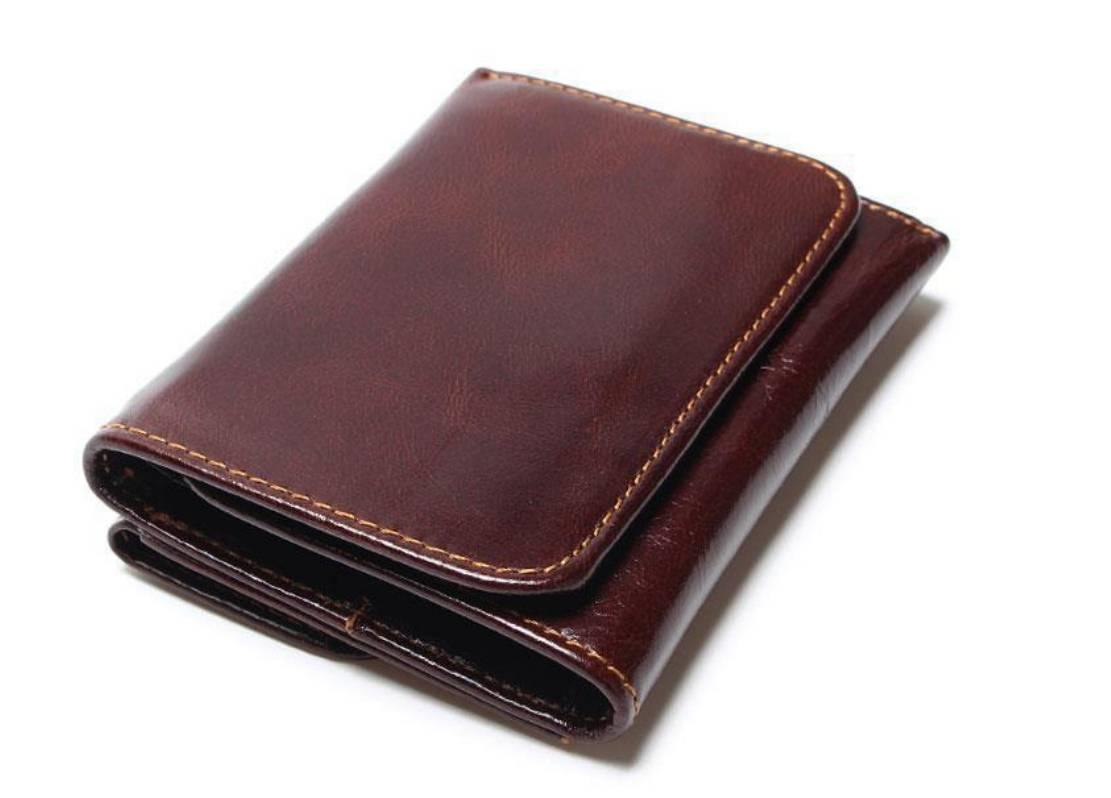Large Capacity Leather Wallet for Men Men Bags & Wallets Wallets