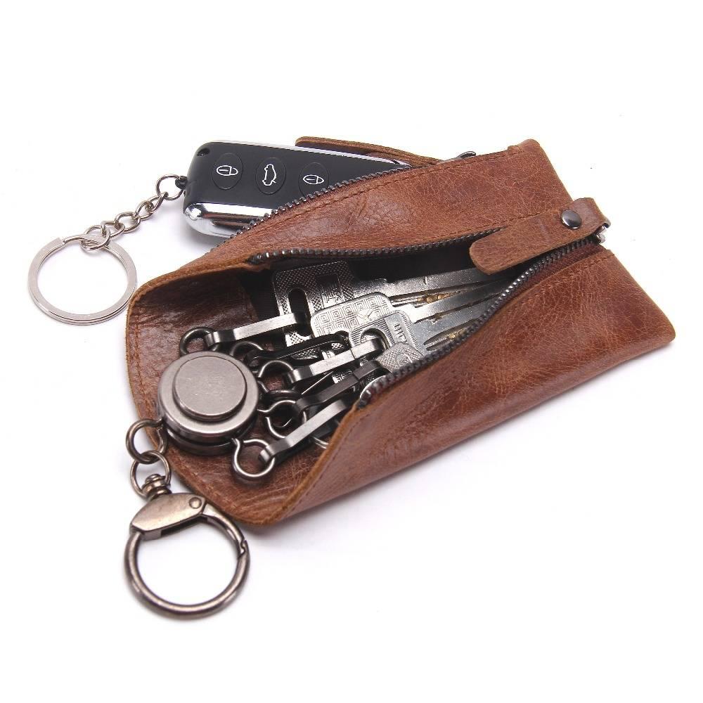 Men's Vintage Key Wallet Men Bags & Wallets Wallets