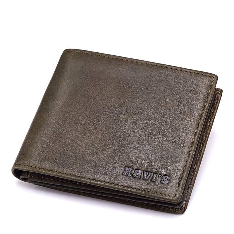 Men's Stylish Leather Wallet Men Bags & Wallets Wallets