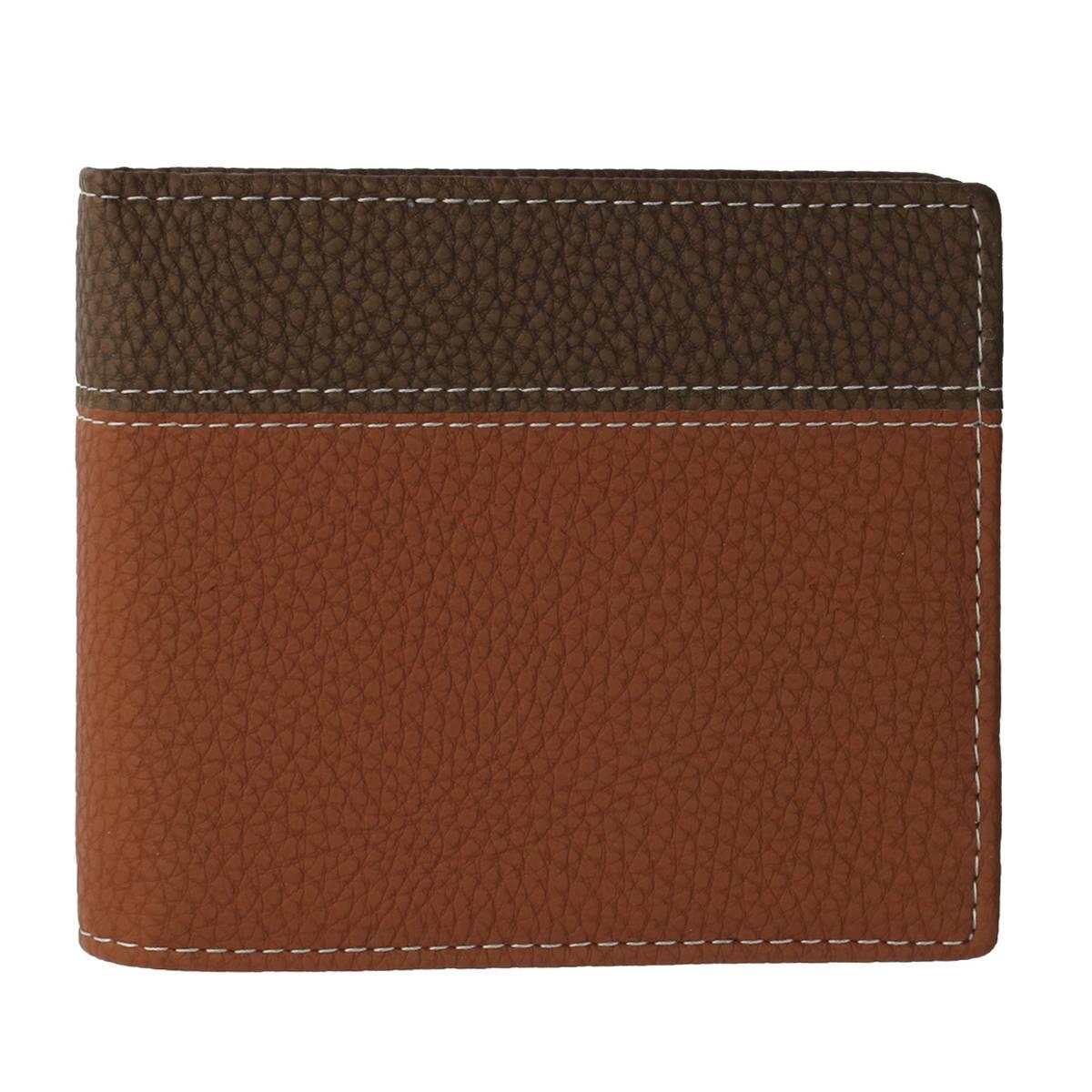 Men's Textured Leather Wallet Men Bags & Wallets Wallets