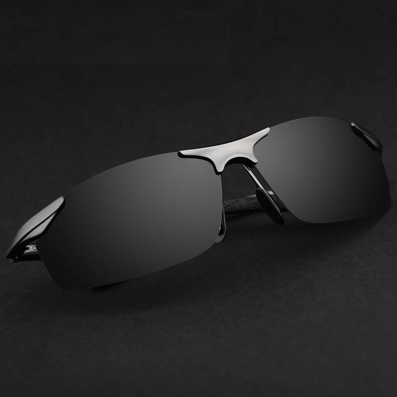 Men's Futuristic Anti-Glare Sunglasses Men's Sunglasses Sunglasses & Glasses