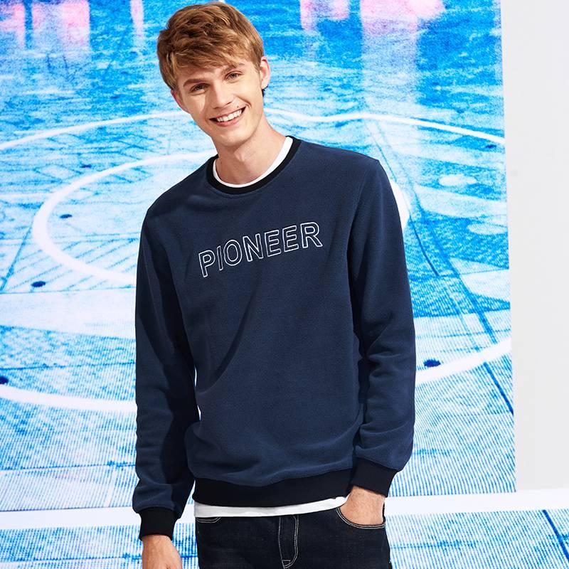 Men's Fashion Fleece Sweatshirt Hoodies & Sweatshirts Men's Clothing & Accessories