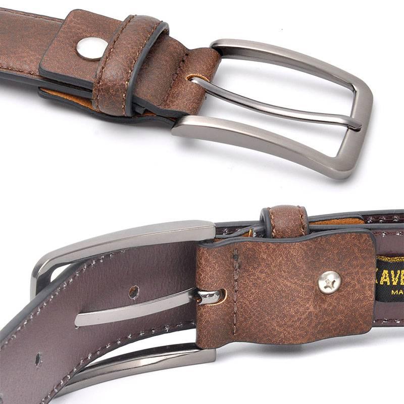 Men's Original Leather Belt Accessories Belts Men's Clothing & Accessories