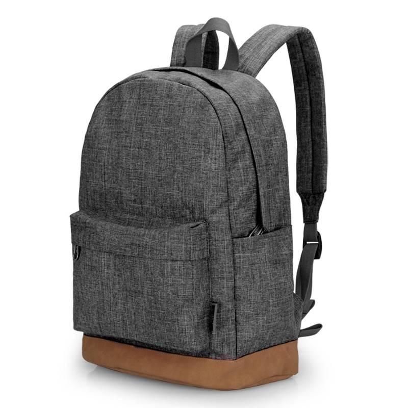 Casual Canvas Laptop Backpack Backpacks Men Bags & Wallets