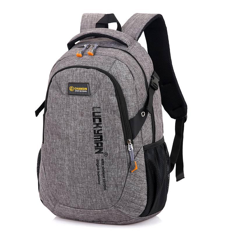 Men's Sports Casual Backpack Backpacks Men Bags & Wallets