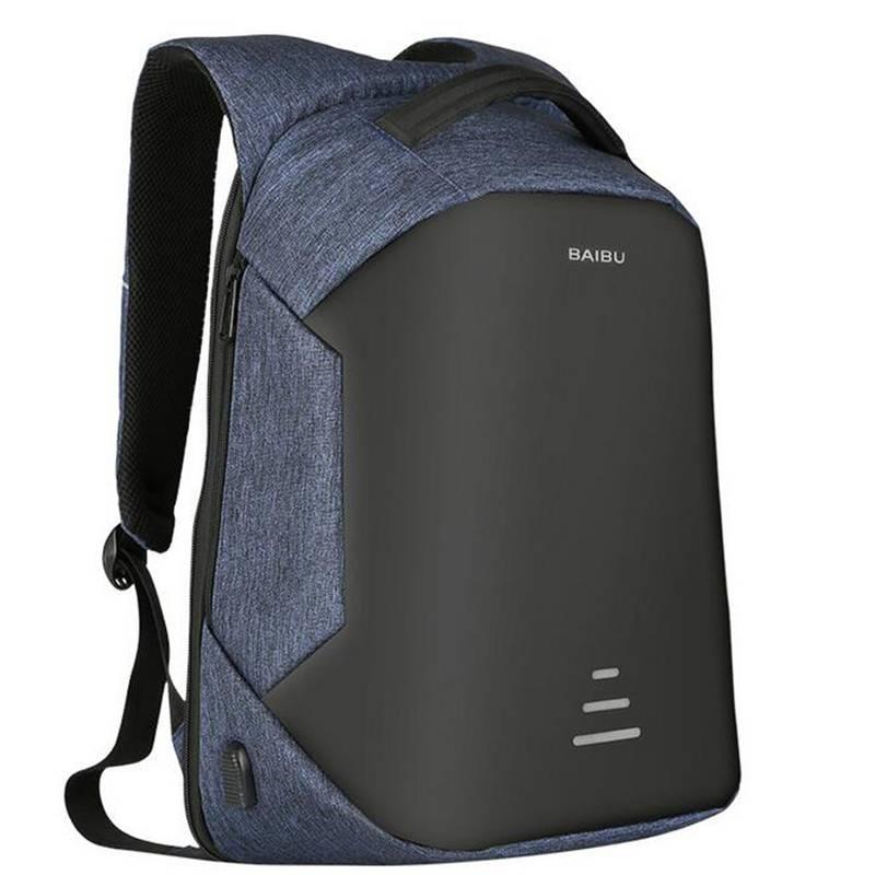 Unisex Cyberpunk Style Backpack Backpacks Men Bags & Wallets