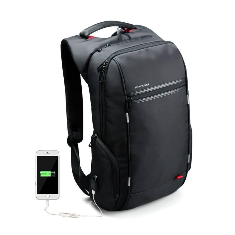 Unisex Anti-Theft Laptop Backpack Backpacks Men Bags & Wallets