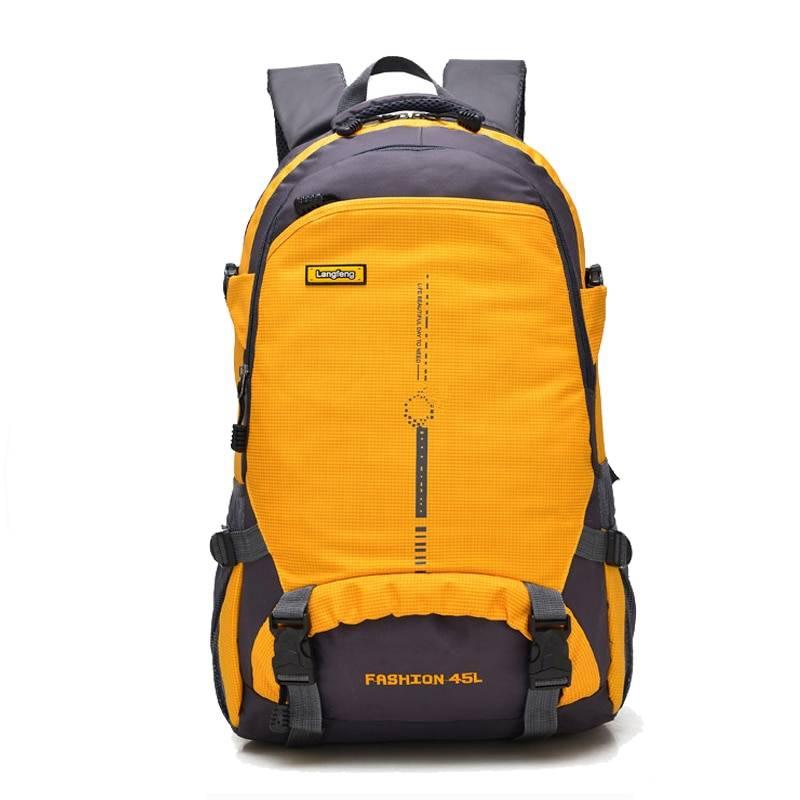 Waterproof Sports School Backpacks Backpacks Men Bags & Wallets