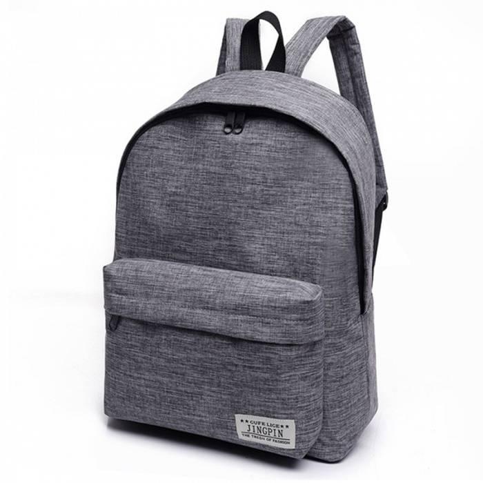 Men's Canvas Backpack For Laptop Backpacks Men Bags & Wallets