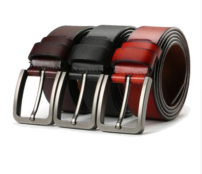 Casual Cowhide Waist Belt Accessories Belts Men's Clothing & Accessories