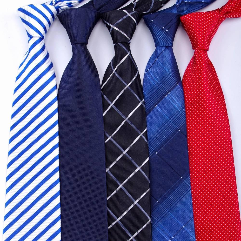 Men's Business Style Neck Tie Accessories Men's Clothing & Accessories Ties, Bowties & Handkerchiefs