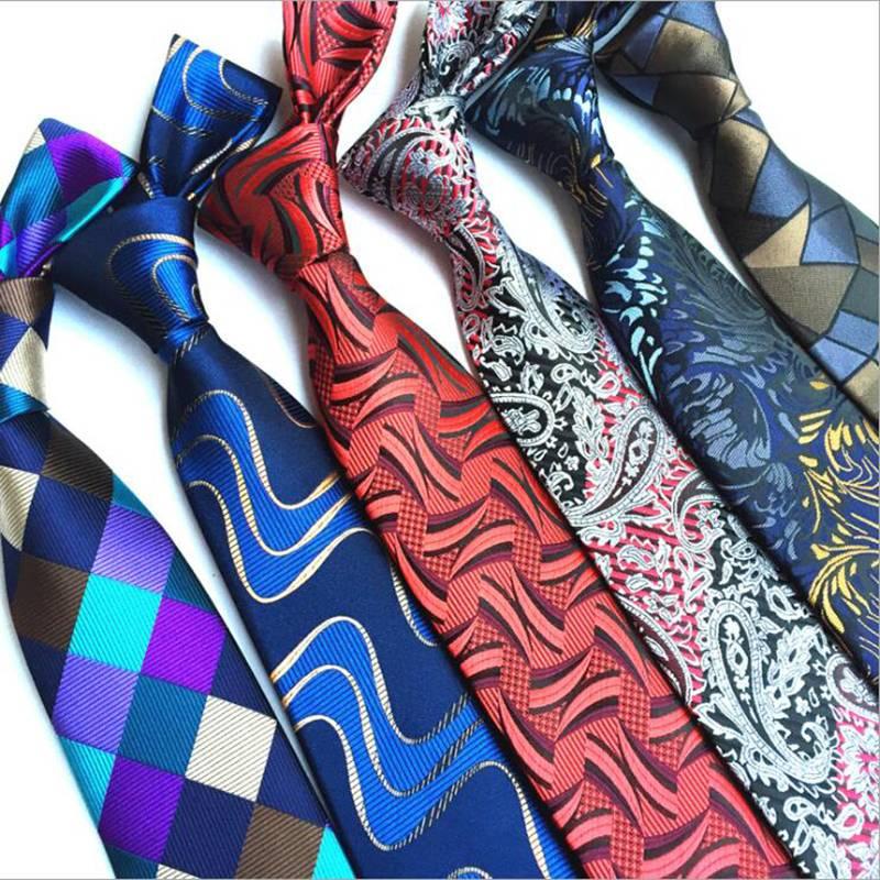 Men's Elegant Silk Tie Accessories Men's Clothing & Accessories Ties, Bowties & Handkerchiefs