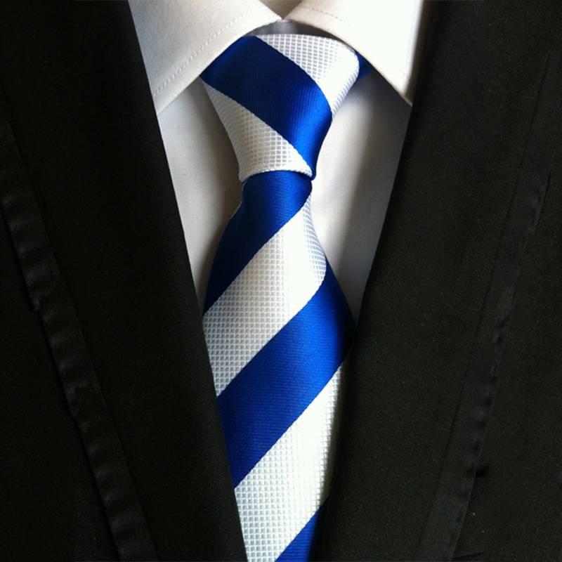 Classic Style Striped Neck Ties Accessories Men's Clothing & Accessories Ties, Bowties & Handkerchiefs