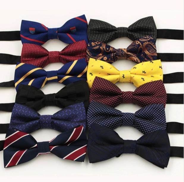 Patterned Bowties for Men Accessories Men's Clothing & Accessories Ties, Bowties & Handkerchiefs