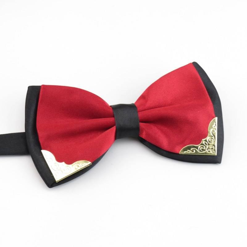 Vintage Bowtie for Men Accessories Men's Clothing & Accessories Ties, Bowties & Handkerchiefs