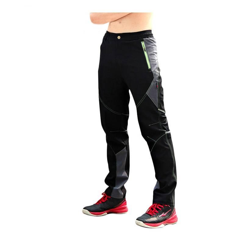 Men's Breathable UV-Resistant Track Pants Men Sport Clothing Pants & Leggings Sports