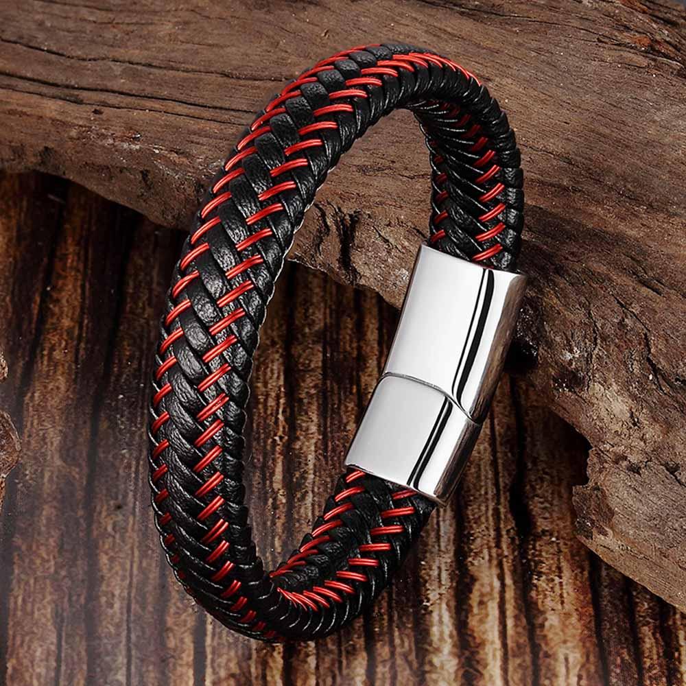 Men's Braided Rope Bracelets Bracelets Men Jewelry