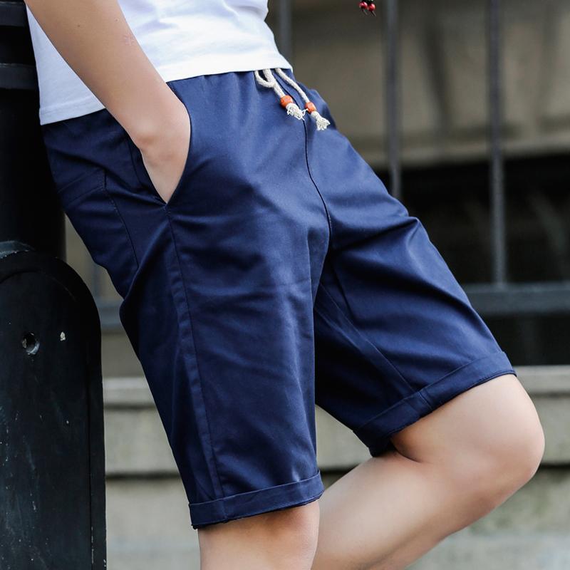 Casual Men's Cotton Shorts BOTTOMS Men's Clothing & Accessories Shorts