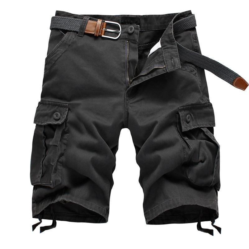 Men's Cotton Cargo Shorts BOTTOMS Men's Clothing & Accessories Shorts