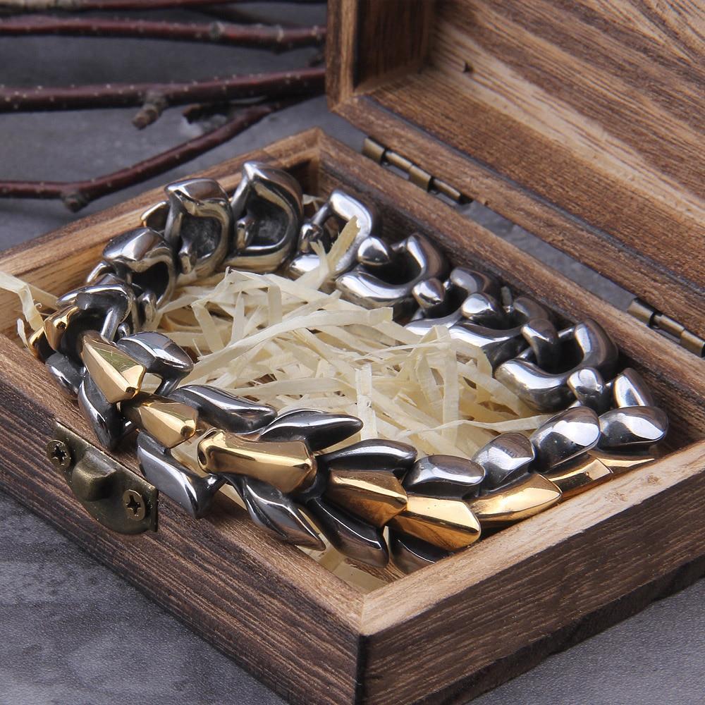 Men's Dragon Chain Bracelet Bracelets Men Jewelry