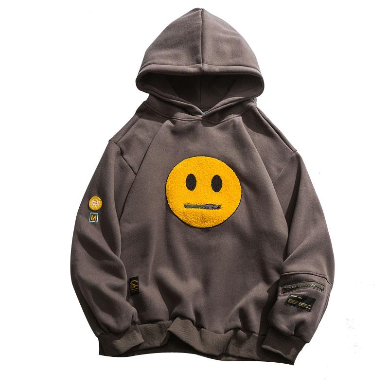 Men's Emoji Themed Hoodie Hoodies & Sweatshirts Men's Clothing & Accessories