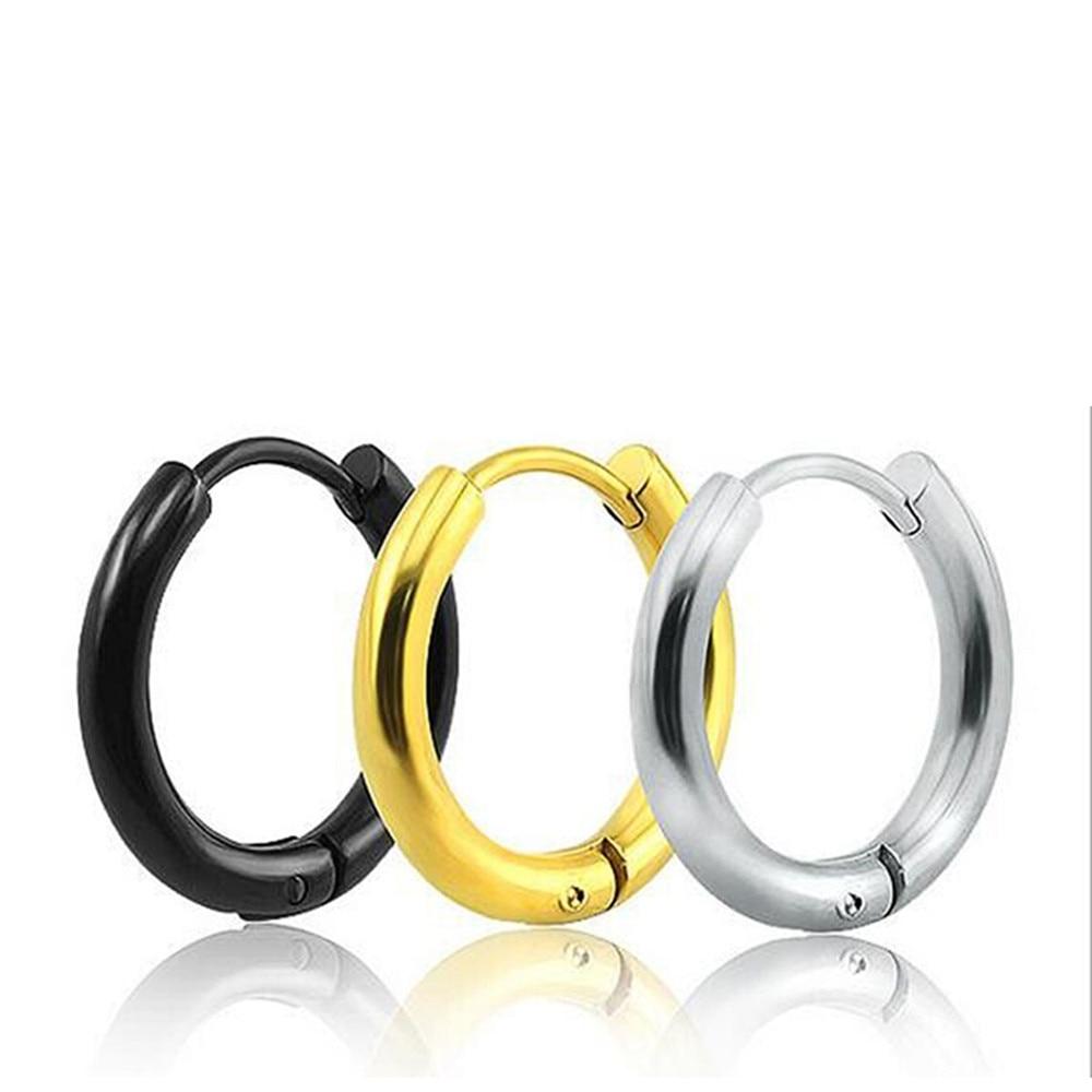 Punk Style Men's Earrings Earrings Men Jewelry